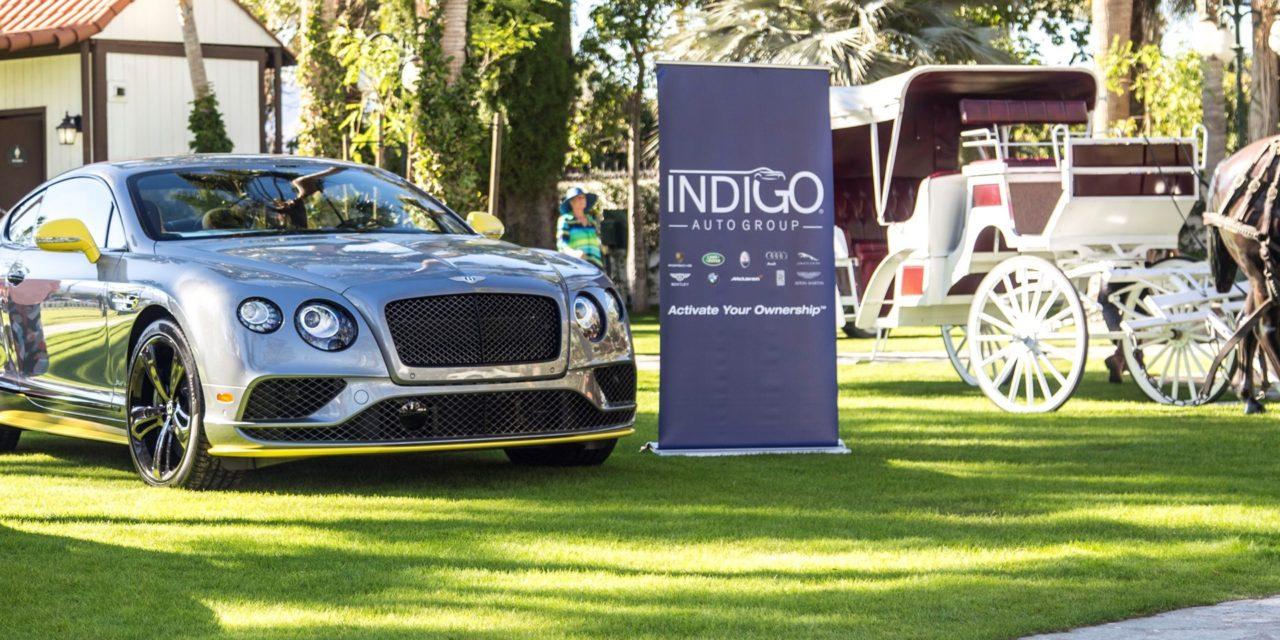 Photo Album: Bentley of Rancho Mirage at Empire Polo Club
