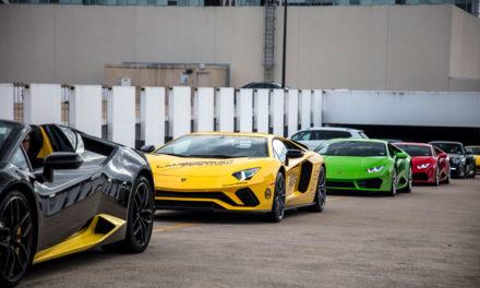 Lamborghini Festival 2018