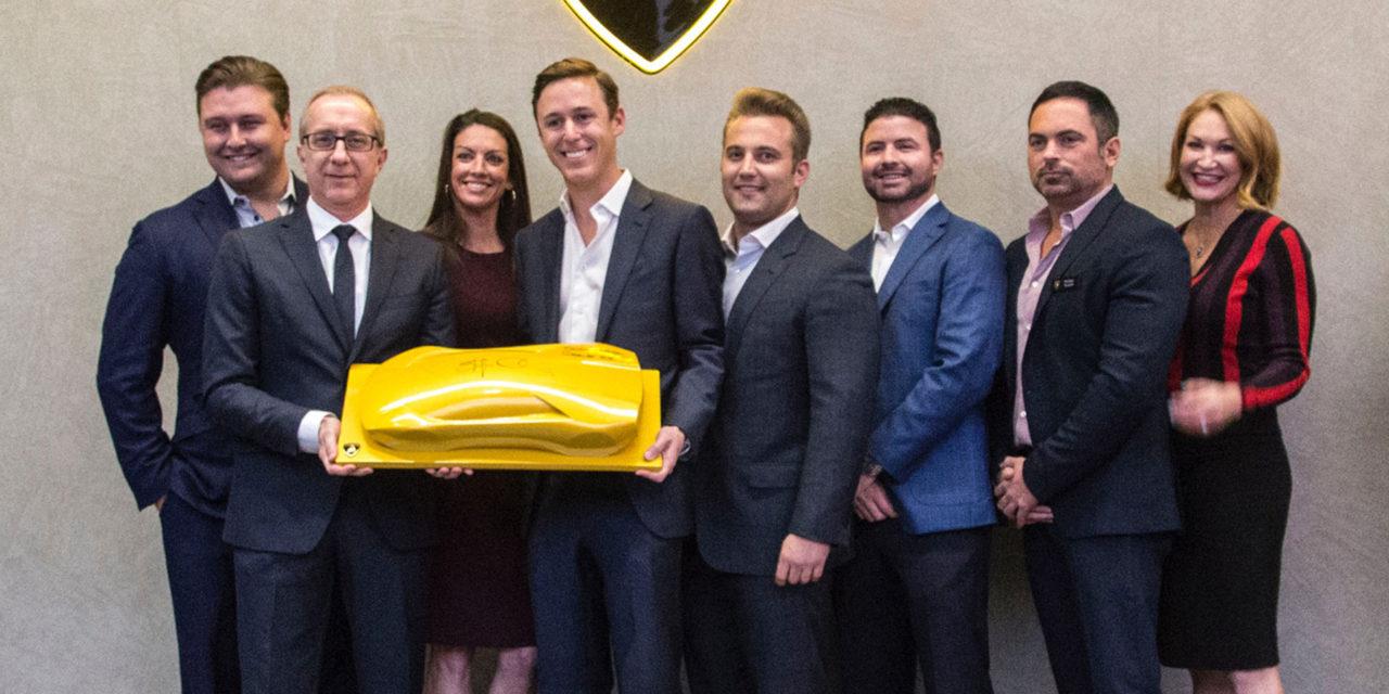 Lamborghini Rancho Mirage Grand Opening
