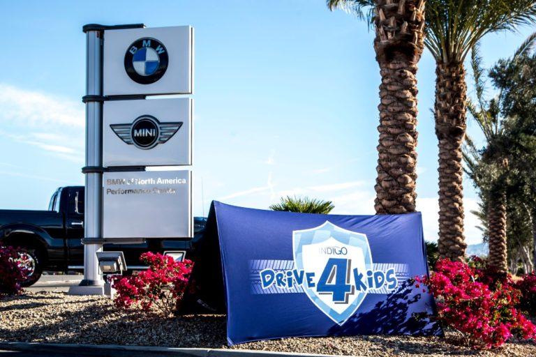 2018 BMW Drive 4 Kids
