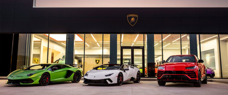 Lamborghini-Store-Front