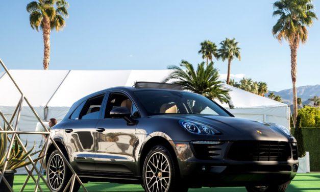 Porsche Design on El Paseo
