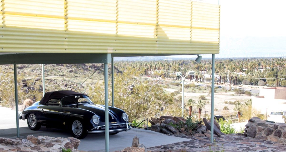 Modernism Week: BMW of Palm Springs Forgotten Frey Tours