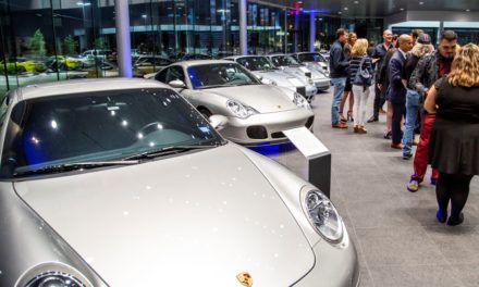 Porsche North Houston One Night. Two Thrills.