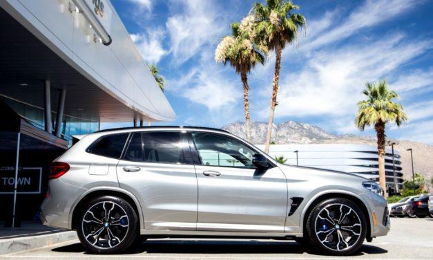BMW M Town Tour