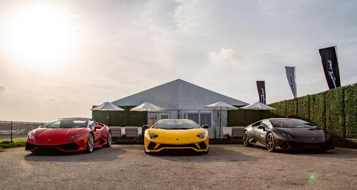 Lamborghini Track Day