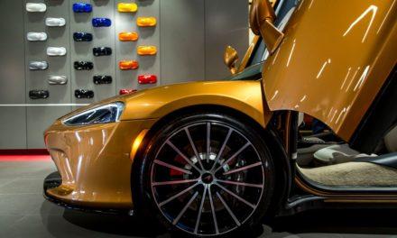McLaren GT Exclusive Preview