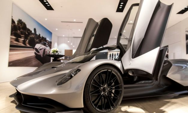 Aston Martin Valhalla Exclusive Preview