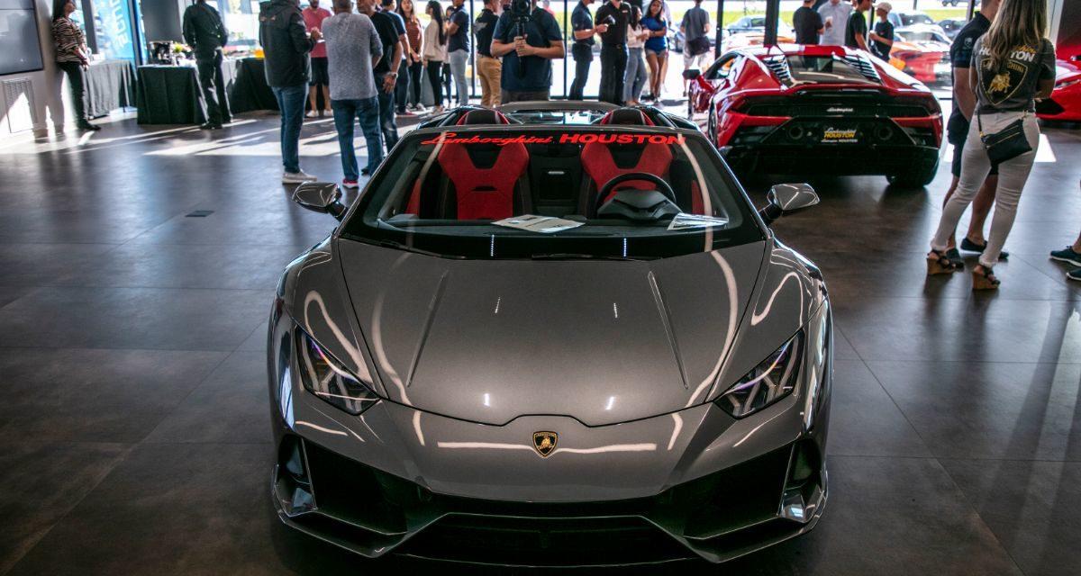 Lamborghini Pre-Festival Breakfast