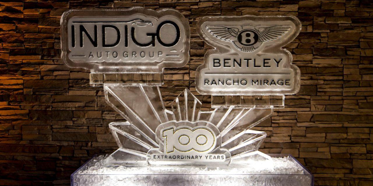 Bentley Showroom Grand-Opening