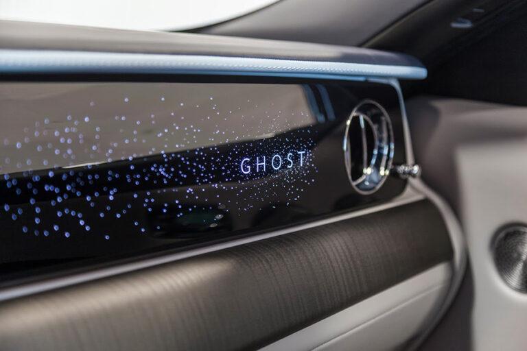 Rolls Royce Ghost in Rancho Mirage