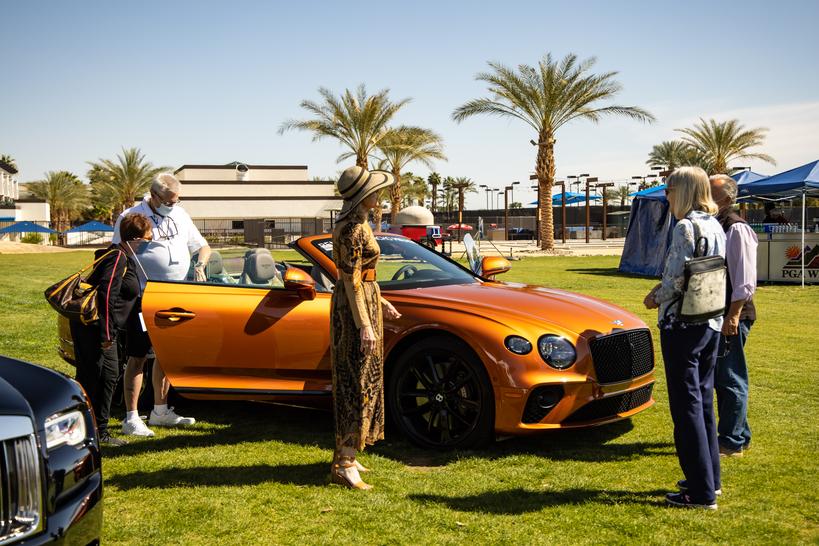 PGA WEST CAR SERIES | Rolls-Royce/ Bentley RANCHO MIRAGE