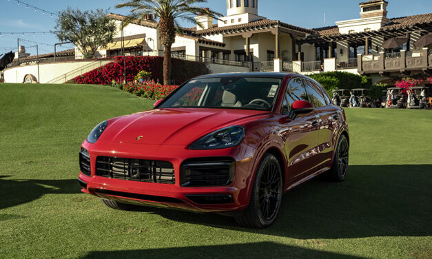 Porsche Palm Springs Hideaway Golf Club Event