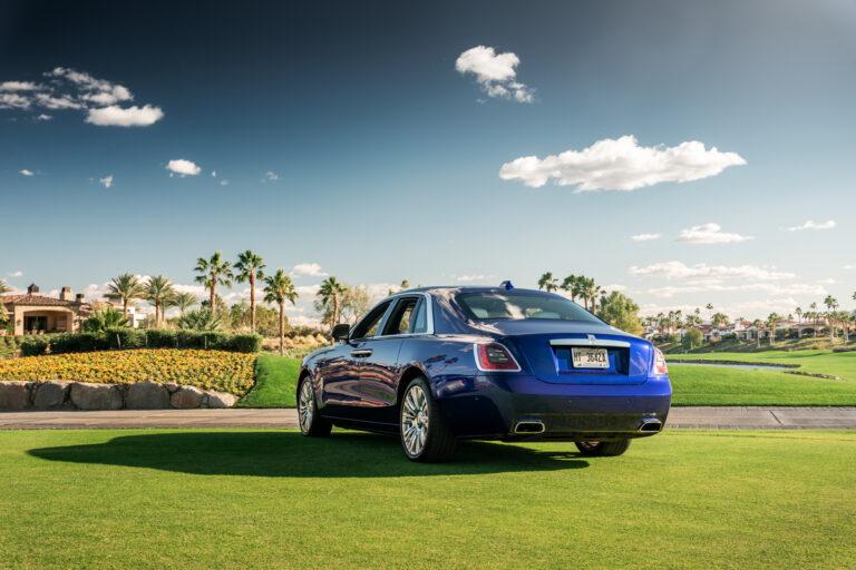 Rolls-Royce Drive Ghost