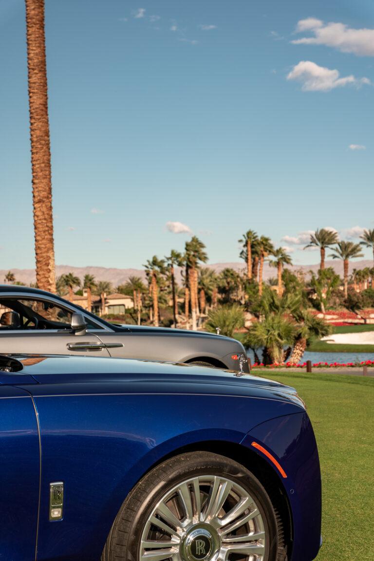 Rolls-Royce Drive Ghost wheels