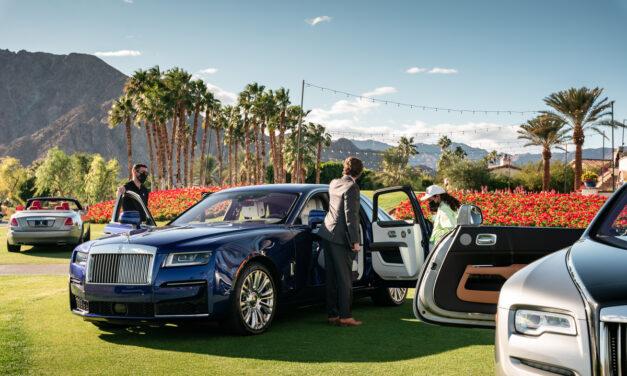 Rolls-Royce Rancho Mirage Drive
