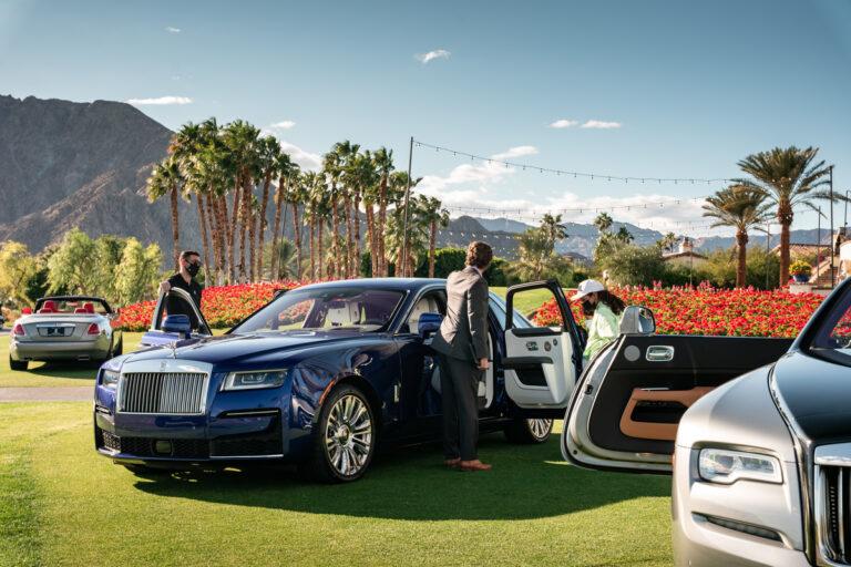 Rolls-Royce Drive Inside