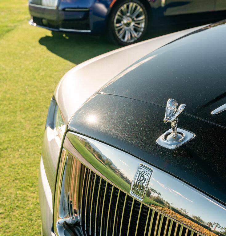 Rolls-Royce Drive both spirit ecstacy