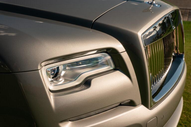 Rolls-Royce Drive wraith