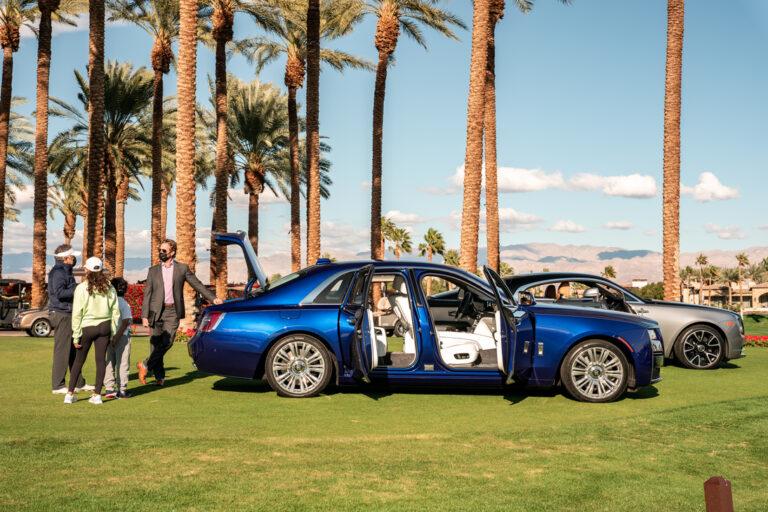 Rolls-Royce Ghost doors