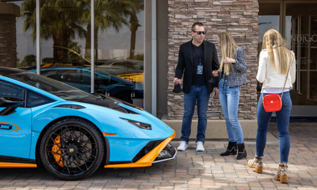 Huracán STO  | Lamborghini Rancho Mirage