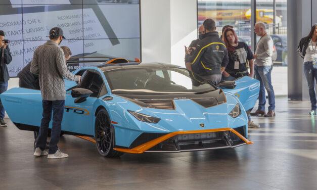 Lamborghini Houston STO Event