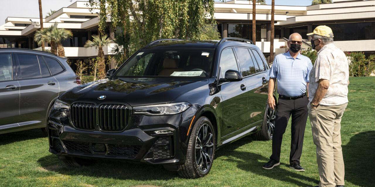 PGA WEST CAR SERIES | BMW Palm Springs