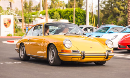 Porche Palm Springs | Cars & Coffee