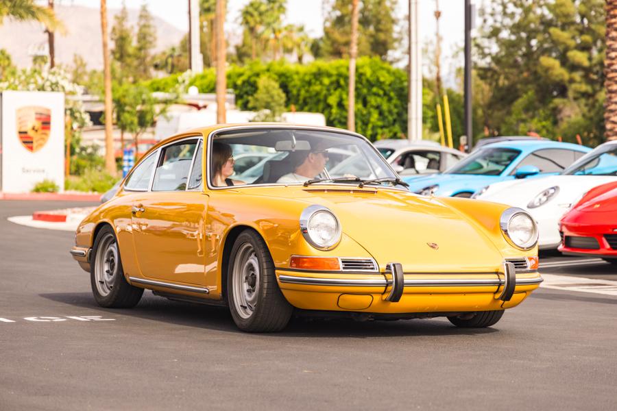 Porche Palm Springs   Cars & Coffee