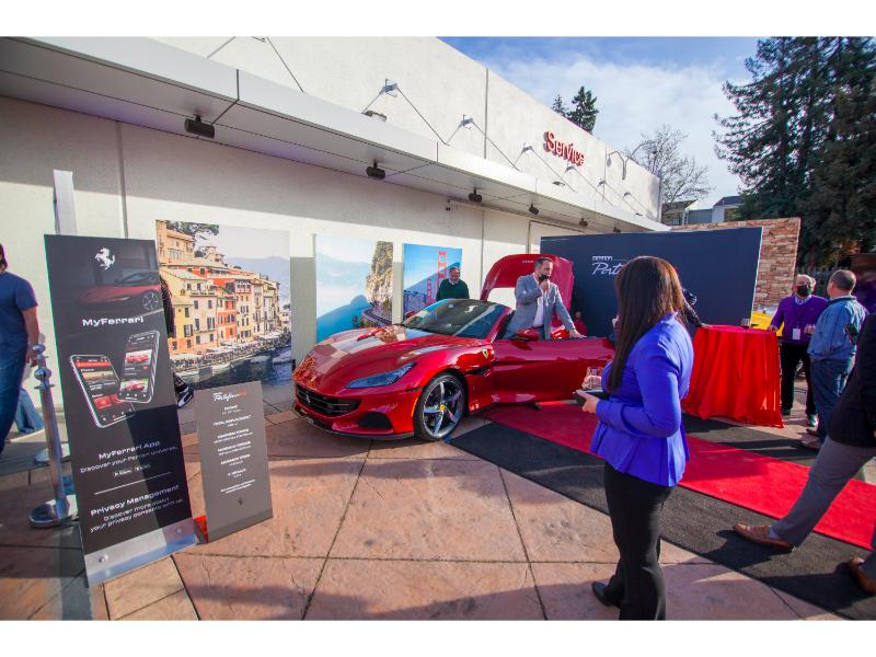 Ferrari Portofino M Preview Party