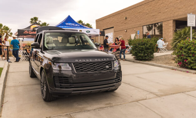Land Rover Rancho Mirage | Country Fest Parking Lot Party