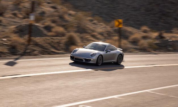 Porsches, a Sunset, and The Fix | Porsche Palm Springs