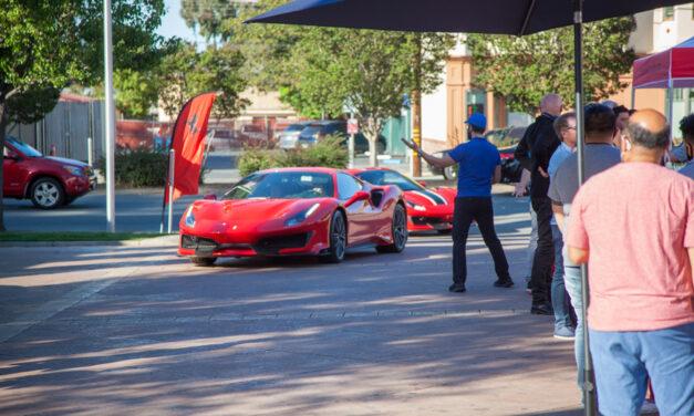 Ferrari Silicon Valley Spider SF90 Preview