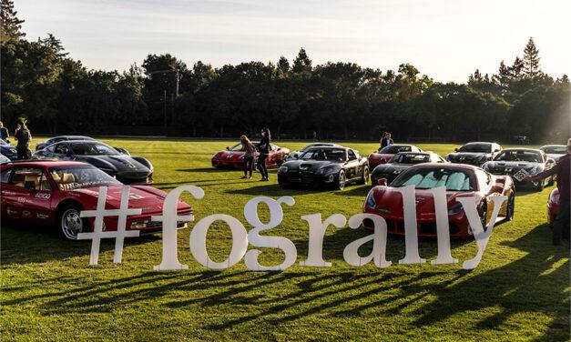 FOG Rally by Ferrari
