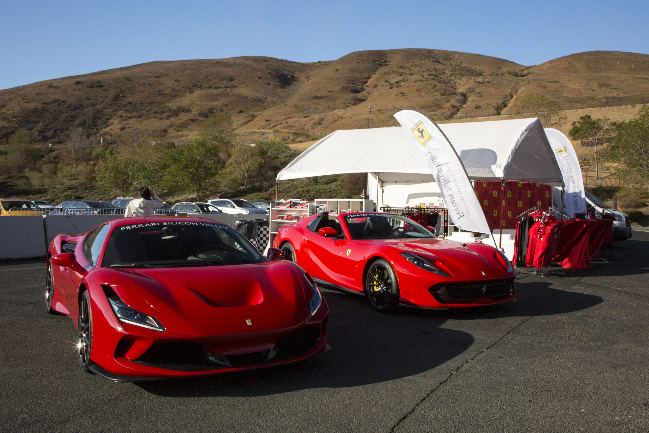 Ferrari Taste of Motosports